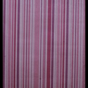 Purple Multicolored Striped Wallpaper