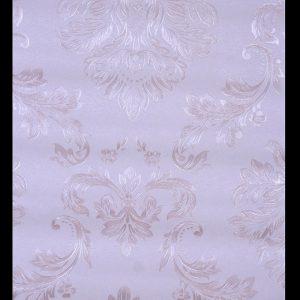 Traditional Grey Damask Wallpaper