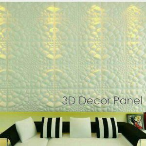 Nest 3D Wall Panels