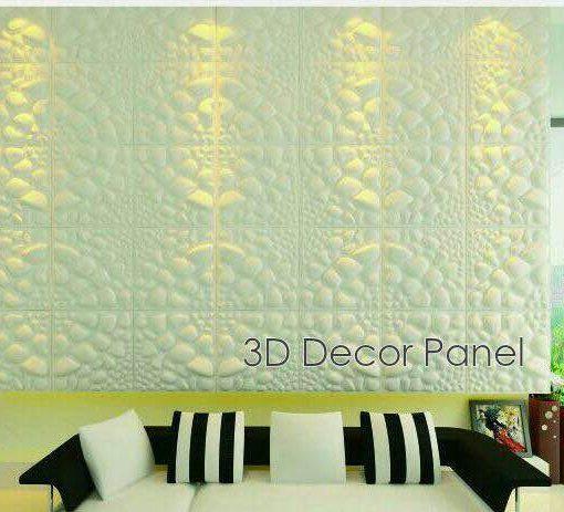 Nest 3D Wall Panels