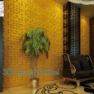 Marurice 3D Wall Board