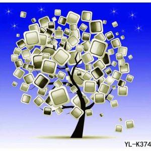 Ideas Tree Wall Art