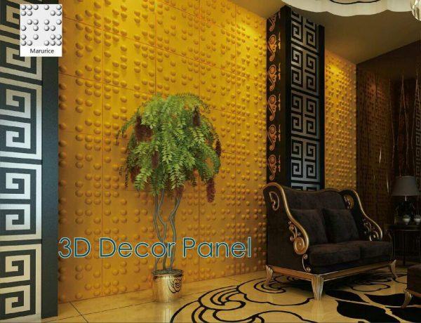 Marurice 3D Wall Board
