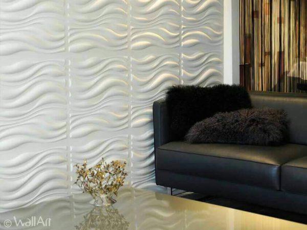 Sand Panel 3D Wall Art